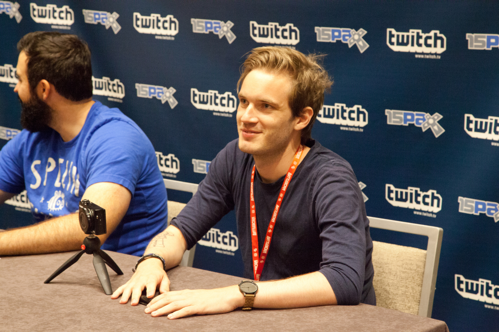 PewDiePie_at_PAX_2015